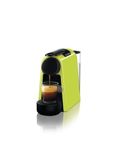 Nespresso Essenza Mini D30 Green Kapsüllü Kahve Makinesi Yeşil